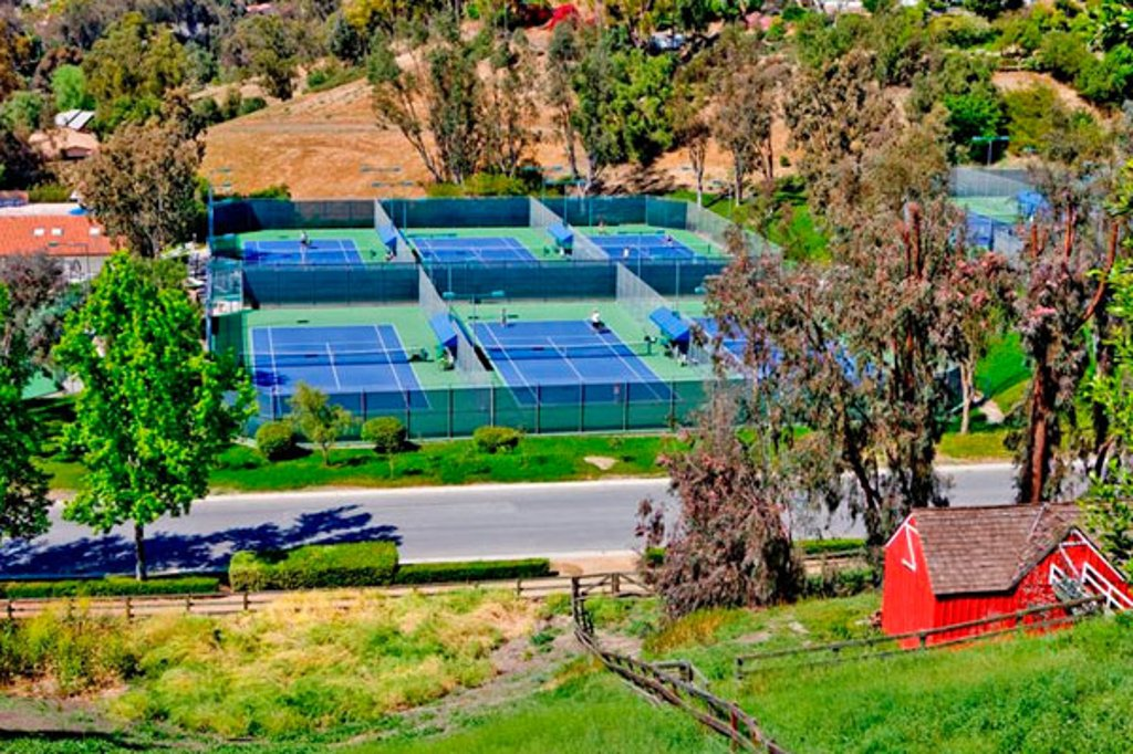 Nellie Gail Ranch Tennis Courts