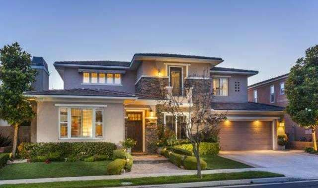 New Home Listed for Sale in Mission Viejo