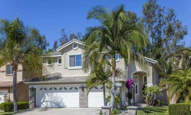 Mission Viejo Home Listed for Sale