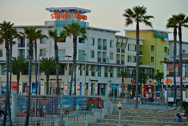 Huntington Beach Downtown Improvement District