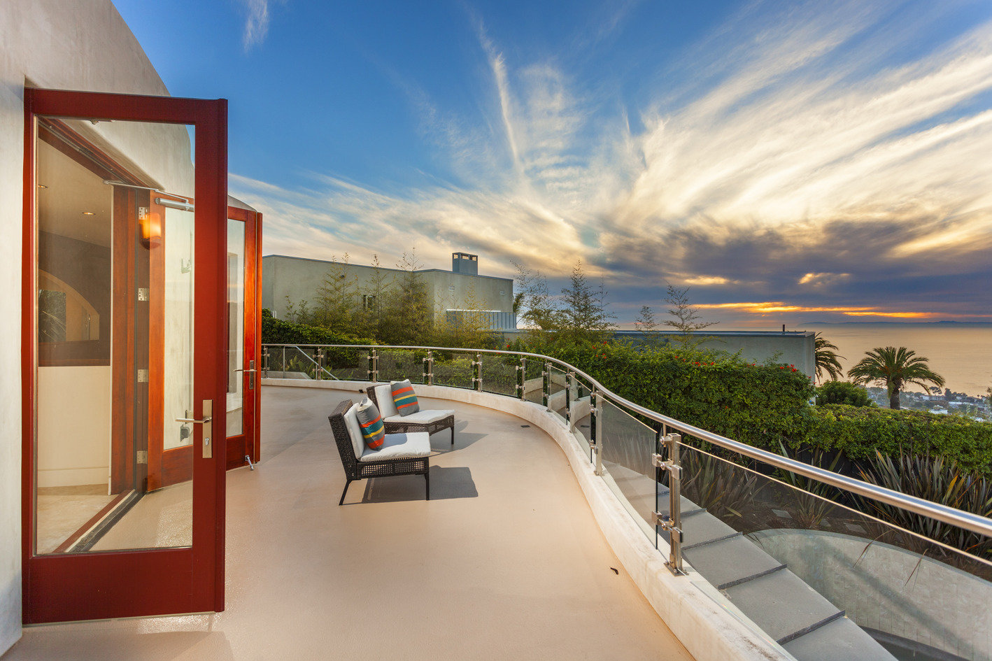 Contemporary Ocean View Homes for Sale in Orange County, CA