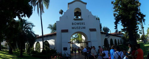 Bowers Museum - Image Credit: https://www.flickr.com/photos/tkksummers/2894571192