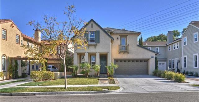 Homes in Chesapeake Ladera Ranch