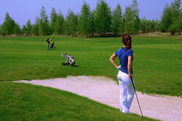 Golf Course - Image Credit: http://pixabay.com/en/golf-golfer-ball-sport-game-619500/