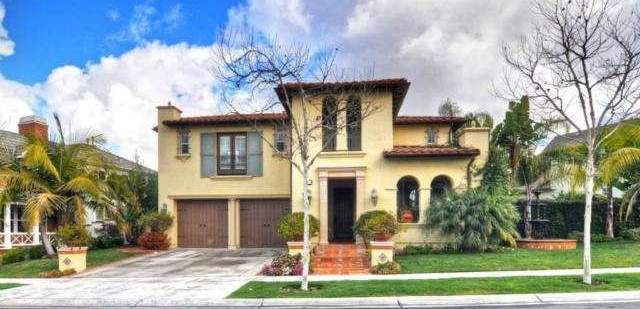 Meriden Ladera Ranch Homes