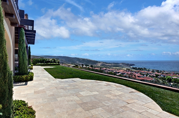 Newport Coast Ocean View Homes