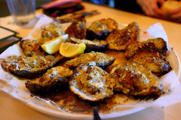 Oysters - Image Credit: https://www.flickr.com/photos/leighklotz/16936379417/