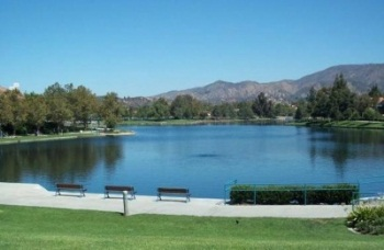 rancho santa margarita lake