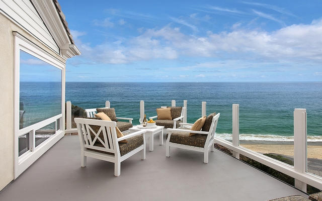 San Clemente Beachfront Homes for Sale