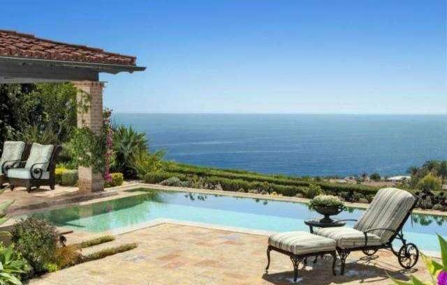 Spanish-Styled Ocean View Home in Crystal Cove Sold
