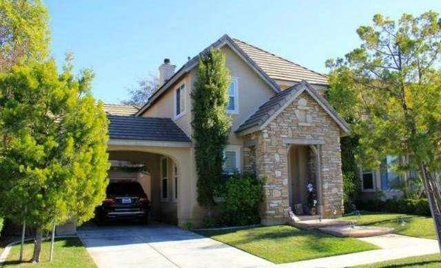 Tattershall Ladera Ranch Homes